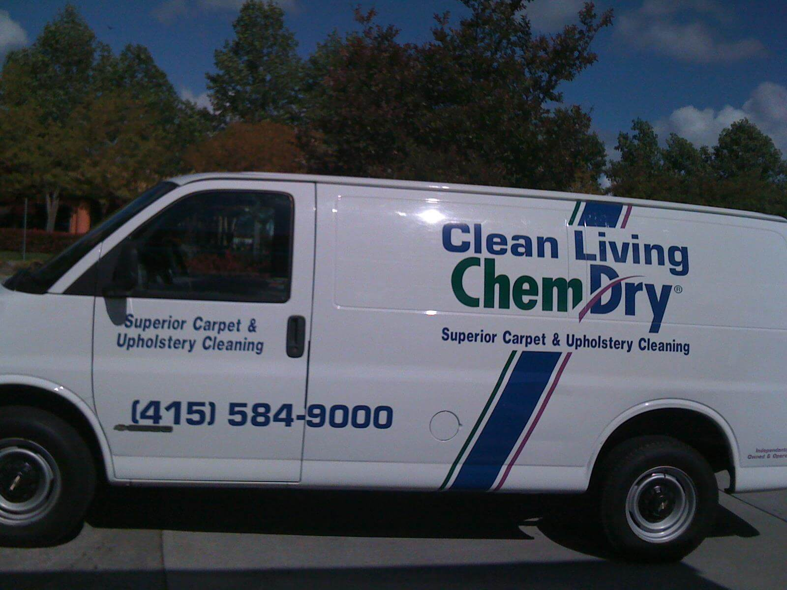 Clean Living Chem-Dry is here to help you have a healthier home