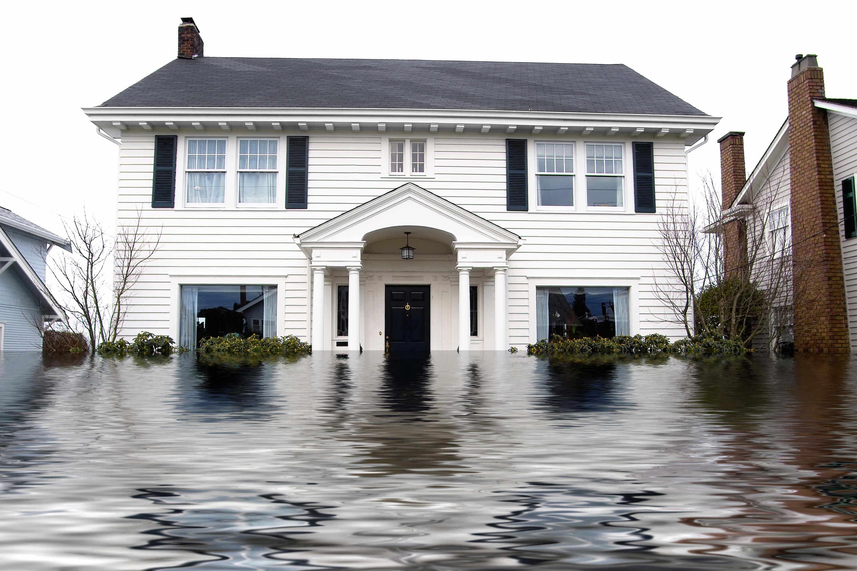 flood damage and water damage restoration san rafael