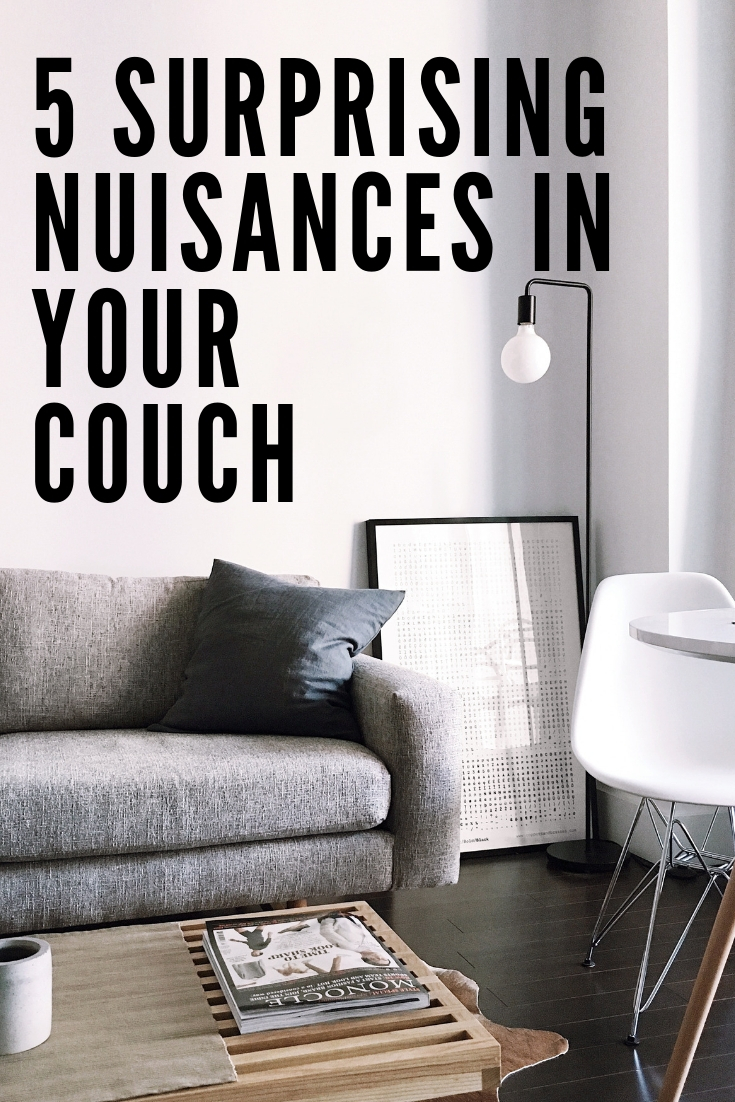 5 hidden things in your couch graphic